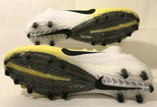 Nike 3 Size Cleat White New