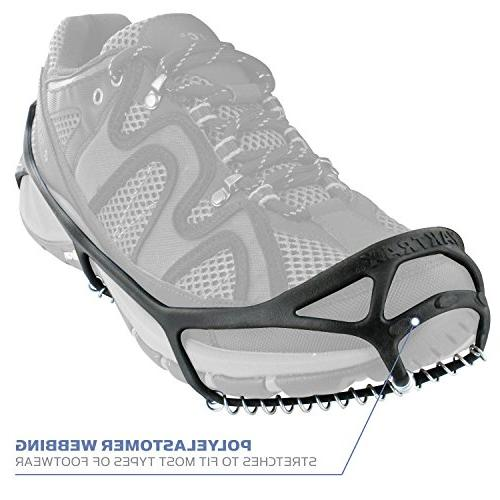 249f09efb Yaktrax Walk Traction Cleats for Walking on Snow