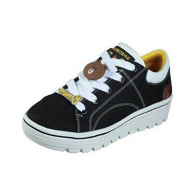 Skechers Women's   Line Friends Street Cleat 2 Friends Sneak