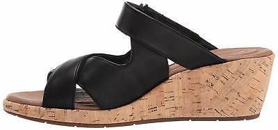 CLARKS Un Slide Wedge Choose