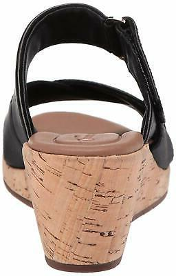 CLARKS Slide Wedge Sandal Choose SZ/Color