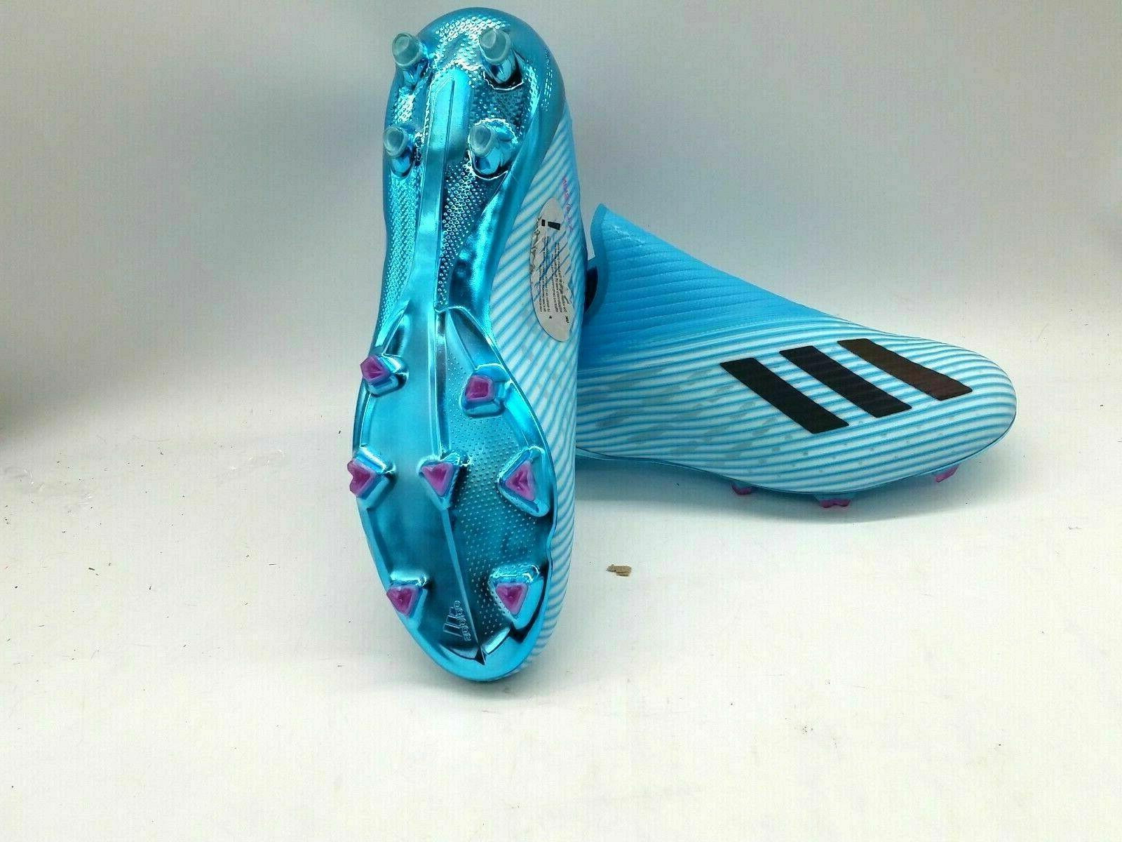 x 19 fg soccer cleats size 9