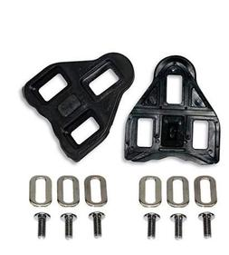 Gio Look Delta Compatible Cleats Black 0 Degree Float  - Ind