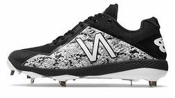 New Balance Low-Cut 4040V4 Pedroia Metal Baseball Cleat Mens