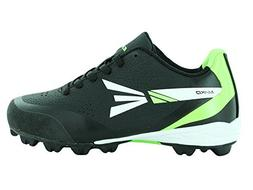 Easton MAKO Low Kids' Baseball Cleats - Black/Lime-1.5
