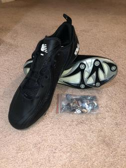 Men Football/lacrosse/rugby Cleats New balance 993 low black