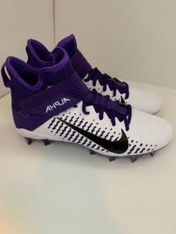 Nike - Men's Football Cleat - Alpha Menace Pro 2 Mid - Size