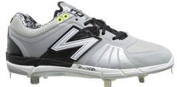 New Balance Men's Low Cut Metal Baseball Cleat Size 8.5 Wide