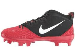 Nike Mens Cleat Force Trout 5 Pro Keystone, Red with Black S