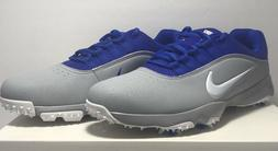 Nike Mens Size 8 Air Rival 4 Golf Shoes Spikeless Cleats Gra