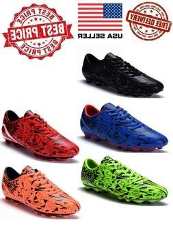 MenSoccer Cleats Athletic Turf Athletic Shoes Football Sport