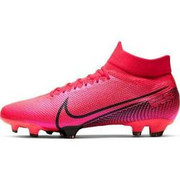 Nike Mercurial Superfly 7 Pro FG Pink Cleats Authentic new