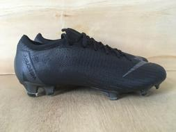 Nike Mercurial Vapor 12 360 Elite FG Soccer Cleats Black Men