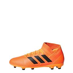 640bf2b43 adidas Men s Nemeziz 18.3 Firm Ground Soccer Shoe