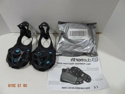 New Due North All Purpose Traction Aids Snow Ice Cleats Smal