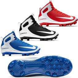 New NIKE ALPHA HUARACHE PRO MID MCS Mens Baseball Cleats Mol