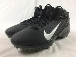 NEW Nike Alpha Talon Elite - Black Cleats
