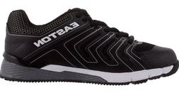 NEW BLACK EASTON FORTIFY KIDS YOUTH TURF BASEBALL SHOES CLEA