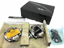 NEW Shimano Deore XT PD-M8000 SPD-SL MTB Bike Pedals Set