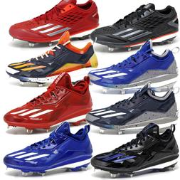 New Adidas Energy Boost Icon Low Metal Mens Baseball Cleats