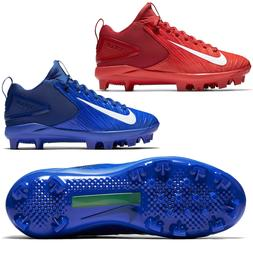 New Nike Force Trout 3 Pro Mid MCS Mens Baseball Cleats Mold