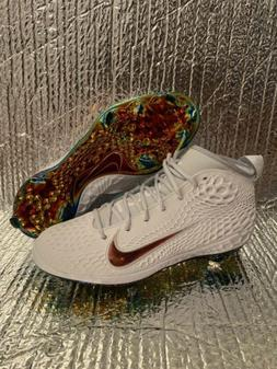 New Nike Force Zoom Trout 5 Iridescent Baseball Cleats BQ639