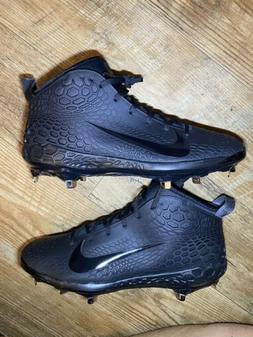 New Nike Force Zoom Trout 5 Size 9 Metal Baseball Cleats Tri