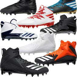 ADIDAS FREAK X CARBON MID Mens Football Cleats Shoes Black W