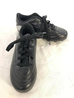 New Champion Kids Soccer Cleats Shoe Youth Black Unisex Size