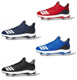 New Men's Adidas Icon Bounce Metal Baseball Cleats MSRP $85
