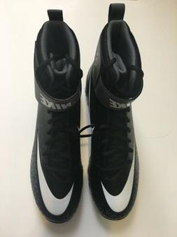 NEW Nike Mens Force Savage Shark Football Cleats Mens size 1