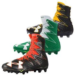 New Mens Under Armour Highlight MC Lacrosse / Football Cleat