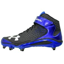 New Under Armour Renegade Mid D Detachable Mens Football Cle