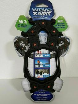 NEW! Snow Trax by Yaktrax Traction Cleats for Shoes and Boot