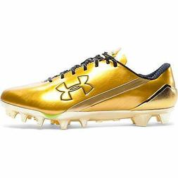 New Under Armour Spotlight Limited Edition 11.5 Black/Gold R
