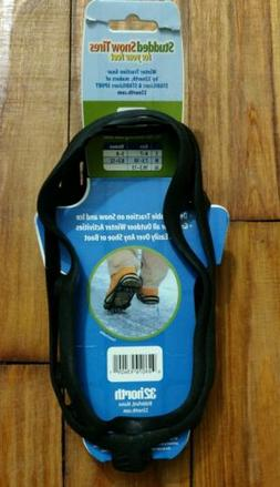 New STABIL WALK STABILicers Traction Cleats for Ice Snow Boo