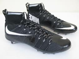 New - NIKE Vapor Size 14 Untouchable TD Football Cleats Blac