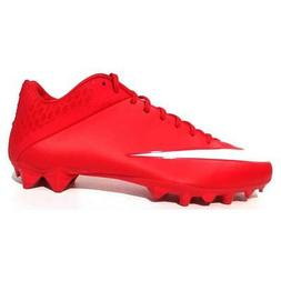 New Nike Vapor Speed Pro TD Football Lacrosse Rugby Red Whit