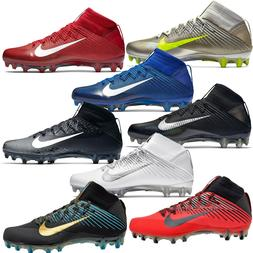 New Nike Vapor Untouchable 2 TD Mens Football Cleats Carbon