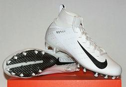 NEW NIKE VAPOR UNTOUCHABLE PRO 3 Football Cleats Mens 13 Whi