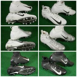 New Nike Vapor Untouchable Pro 3 TD Football Cleats Black Wh