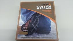 NEW Yaktrax Walker Snow Ice Traction Safety Cleats Spikeless
