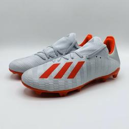 NEW! Adidas X 19.3 FG Soccer Fútbol Cleats. Men's Size 8.