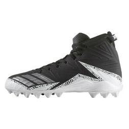 New Youth Adidas Freak Mid MD Football/Lacrosse Cleats Black