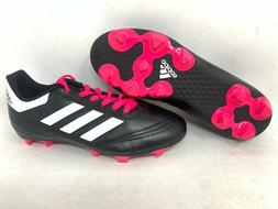 NEW! Adidas Youth Girl's Goletto VI FG Soccer Cleats Hot Pin