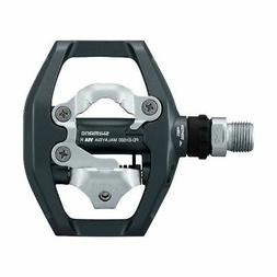 SHIMANO PD-EH500, SPD Bike Pedals, Cleat Set Included, Dual