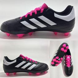 Adidas Performance Youth Women Black Pink White Goletto Socc
