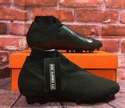 Nike Phantom Vision Pro DF FG Soccer CleatS Black UNISEX AO3