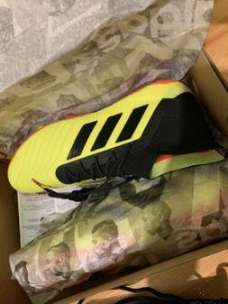 Adidas PREDATOR 18.1 FIRM GROUND CLEATS Soccer Shoes Mens Si