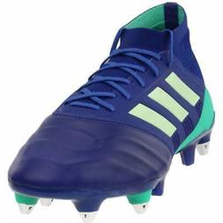 adidas Predator 18.1  Leather  Athletic Soccer Soft Ground C